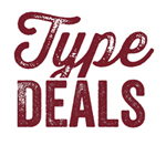 Type Deals logo
