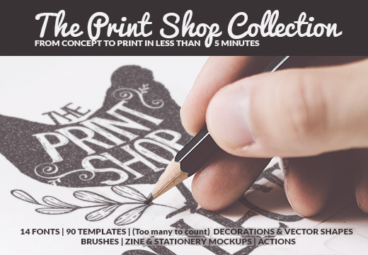 The Print Shop Collection