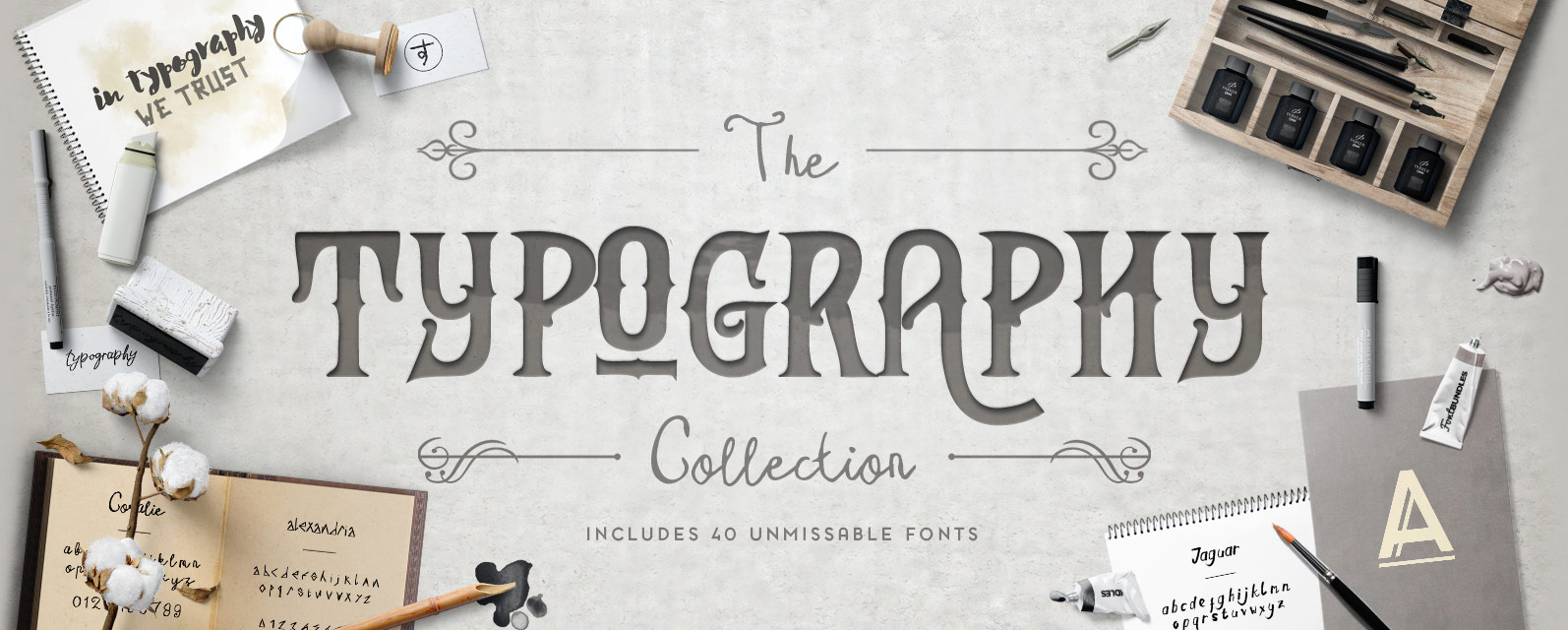 The Typography Collection