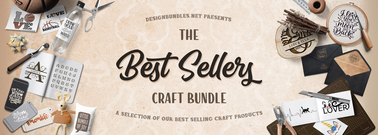 The Best Sellers Craft Bundle